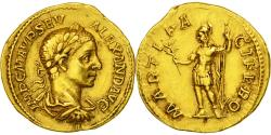 Coin, Severus Alexander, Aureus, 222, Rome, , Gold, RIC:159
