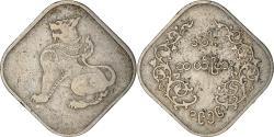 World Coins - Coin, Myanmar, 10 Pyas, 1965, , Copper-nickel, KM:34