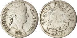 World Coins - Coin, France, Napoléon I, 1/2 Franc, 1810, Paris, , Silver, KM:691.1