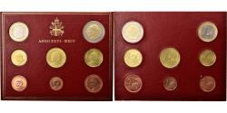 World Coins - Vatican, Set, Jean-Paul II, 2004,
