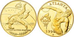Us Coins - United States of America, Medal, Jeux Olympiques d'Atlanta, Judo, Sports &