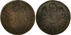 World Coins - Coin, Venezuela, CARACAS, 1/4 Réal, 1817, , Copper, KM:2