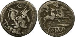 Ancient Coins - Coin, Anonymous, Denarius, Rome, , Silver