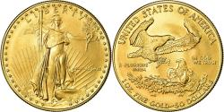 Us Coins - Coin, United States, $50, 1988, U.S. Mint, Philadelphia, , Gold, KM:219