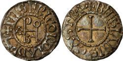 Ancient Coins - Coin, France, Eudes, Denarius, 888-898, Blois, , Silver, Prou:482