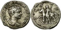 Ancient Coins - Coin, Geta, Denarius, 200-202, Rome, , Silver, RIC:6.