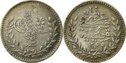 World Coins - Coin, Turkey, Abdul Mejid, 20 Para, 1851, Qustantiniyah, , Silver