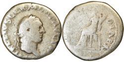 Ancient Coins - Coin, Vitellius, Denarius, 69 AD, Rome, , Silver, RIC:90