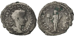 Ancient Coins - Gordian III, Antoninianus, , Billon, Cohen #132, 4.60