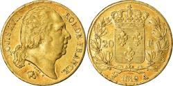 Ancient Coins - Coin, France, Louis XVIII, 20 Francs, 1818, Paris, , Gold, KM:712.1