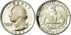 Us Coins - Coin, United States, Washington Quarter, Quarter, 1986, U.S. Mint, San