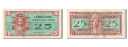 Us Coins - United States, 25 Cents, KM #M31a, AU(50-53), E 12805489 E
