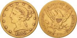 Us Coins - United States, Coronet Head, $5, 1886, San Francisco,,KM 101