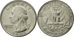 Us Coins - Coin, United States, Washington Quarter, Quarter, 1988, U.S. Mint, Denver