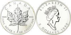 World Coins - Coin, Canada, Elizabeth II, 5 Dollars, 1990, Royal Canadian Mint, Ottawa