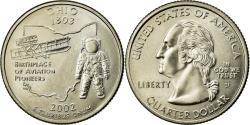 Us Coins - Coin, United States, Quarter, 2002, U.S. Mint, Denver, , Copper-Nickel