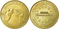 World Coins - France, Token, Touristic token, Boulogne-sur Mer  - Nausicaa n° 3, Arts &