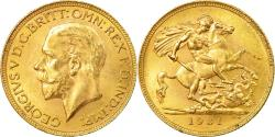 World Coins - Coin, South Africa, George V, Sovereign, 1931, , Gold, KM:A22