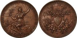 World Coins - Switzerland, Medal, Centenaire de l'Indépendance du Canton de Vaud, 1897