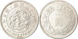 World Coins - Coin, Japan, Mutsuhito, Yen, 1894, , Silver, KM:A25.3