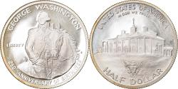 Us Coins - Coin, United States, Half Dollar, 1982, U.S. Mint, San Francisco, Proof,