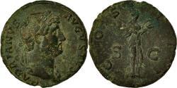 Ancient Coins - Coin, As, HADRIANUS, Salus 128, Roma, , Copper, RIC:975