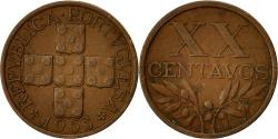 World Coins - Coin, Portugal, 20 Centavos, 1963, , Bronze, KM:584