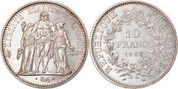 World Coins - Coin, France, Hercule, 10 Francs, 1968, Paris, Avec accent, , Silver