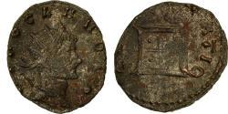 Ancient Coins - Coin, Claudius II (Gothicus), Antoninianus, 270, Rome, VF(30-35), Billon