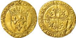 World Coins - Coin, France, François Ier, Ecu d'or, Aix-en-Provence, , Gold