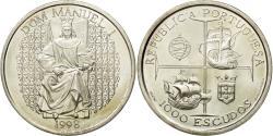 World Coins - Coin, Portugal, 1000 Escudos, 1998, , Silver, KM:713