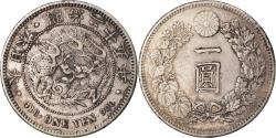 World Coins - Coin, Japan, Mutsuhito, Yen, 1892, , Silver, KM:A25.3