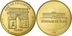 World Coins - France, Token, Touristic token, Paris -  Arc de Triomphe n°1, Arts & Culture