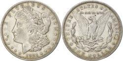 Us Coins - Coin, United States, Morgan Dollar, Dollar, 1921, U.S. Mint, Denver,
