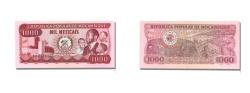 World Coins - Mozambique, 1000 Meticais, 1980, KM #128, 1980-06-16, UNC(65-70), AA0011126