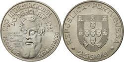 World Coins - Coin, Portugal, 25 Escudos, 1981, , Copper-nickel, KM:607a
