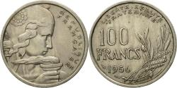 World Coins - Coin, France, Cochet, 100 Francs, 1956, , Copper-nickel, KM:919.1