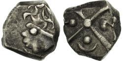 Ancient Coins - Coin, Tolosates, Drachm, 1st century BC, , Silver, Latour:2986