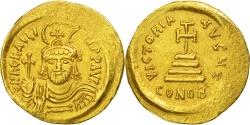 Heraclius, Solidus, Constantinople, , Gold, Sear:731