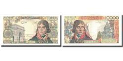 World Coins - France, 10,000 Francs, Bonaparte, 1957, 1957-04-04, AU(50-53), Fayette:51.7