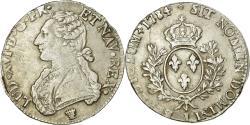 World Coins - Coin, France, Louis XVI, Écu aux branches d'olivier, Ecu, 1784, Limoges