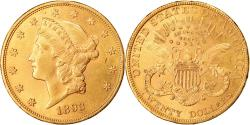 Us Coins - Coin, United States, Liberty Head, $20, Double Eagle, 1893, U.S. Mint