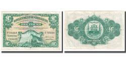 World Coins - Banknote, Gibraltar, 1 Pound, 1958, 1958-10-03, KM:18b, EF(40-45)