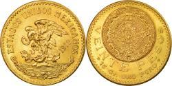 World Coins - Coin, Mexico, 20 Pesos, 1918, Mexico City, , Gold, KM:478