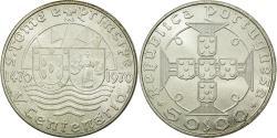 World Coins - Coin, SAINT THOMAS & PRINCE ISLAND, 50 Escudos, 1970, , Silver, KM:21
