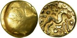 Coin, Ambiani, Stater, aux esses, , Gold, Delestrée:242