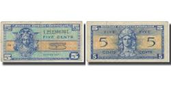 Us Coins - Banknote, United States, 5 Cents, KM:M29, EF(40-45)