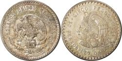 World Coins - Coin, Mexico, 5 Pesos, 1947, Mexico City, , Silver, KM:465