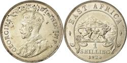 World Coins - Coin, EAST AFRICA, George V, Shilling, 1924, , Silver, KM:21