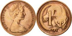 World Coins - Australia, Elizabeth II, Cent, 1966, , Bronze, KM:62